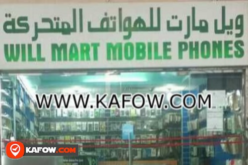 Will Mart Mobile phones