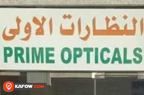 Prime Opticals