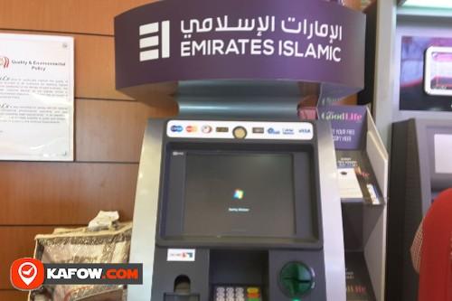 صراف آلي مصرف إمارات الإسلامي