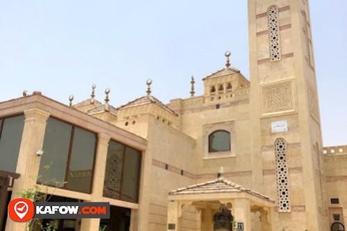 Masjid Al Qalam Mosque Al Ain