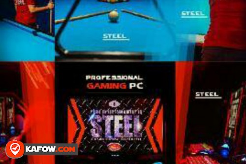 STEEL GAMING & BOWLING CNETER