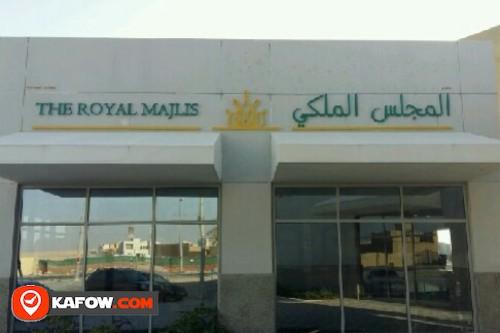 The Royal Majlis Restaurant