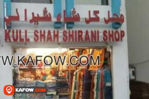 Kull Shah Shirani Shop