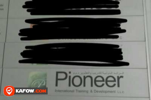 Pioneer International Projects Management