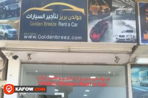 Golden Breeze Rent A Car
