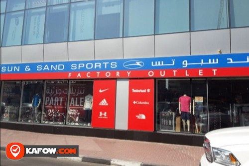 Sun & Sand Sports Factory Outlet