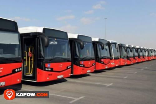 محطة حافلات شركة الخليج دينيم ليمتد 2