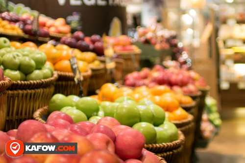 Al Badria Vegetables & Fruits Shop