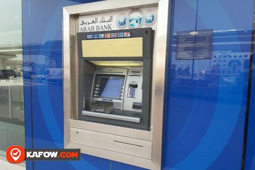 صراف آلى البنك العربي