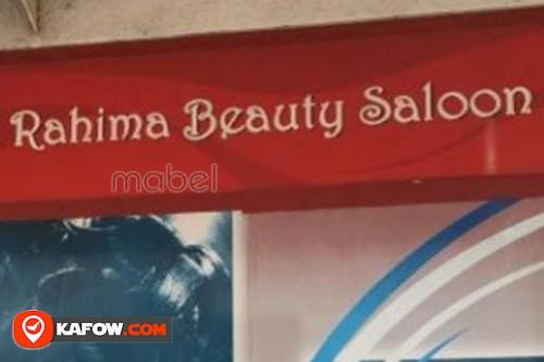 Rahima Ladies Saloon