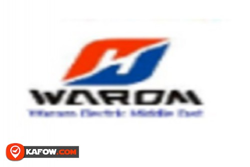 Warom Electric Middle East Trading L.L.C