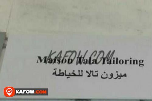 Maison Tala Tailoring
