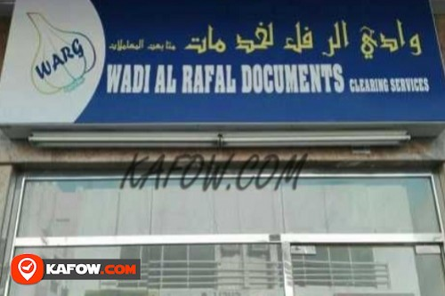 Wadi Al Rafal Documents Clearing Services