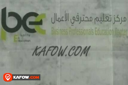 Business Professional Education Center
