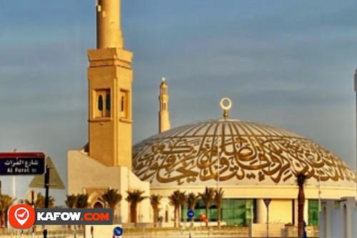 Masjid Sheikh Khalifa Bin Zayed