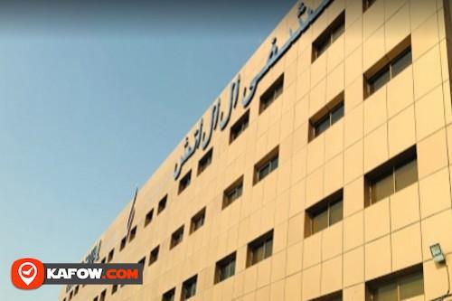 مستشفى ال ال اتش المصفح