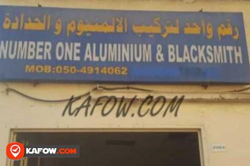 Number One Aluminium & Blacksmith