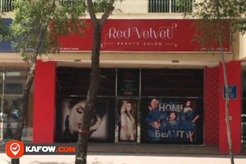Red Velvet Beauty Salon