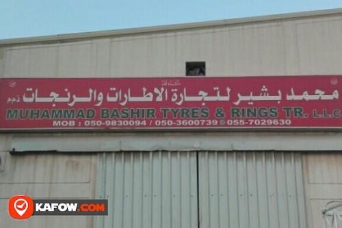 MUHAMMAD BASHIR TYRES & RINGS TRADING LLC