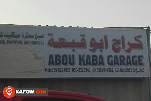 ABOU KABA GARAGE