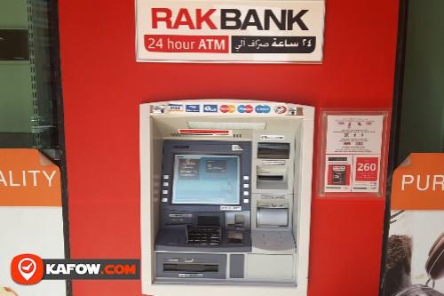 RAK BANK ATM Al Durrah Tower
