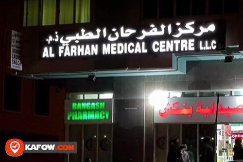 مركز الفرحان الطبي