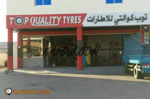 Top Quality Tyres