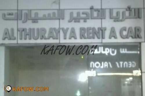 Al Thurayya Rent A Car