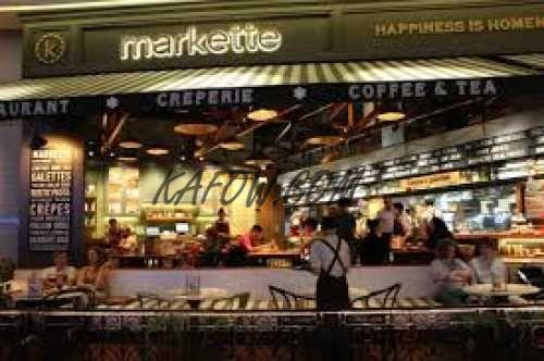 Markette Restaurant & Creperie