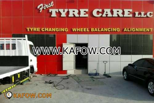 First Tyre Care LLC