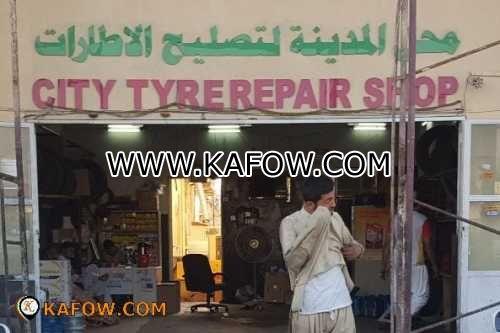 City Tyre Repair Shop