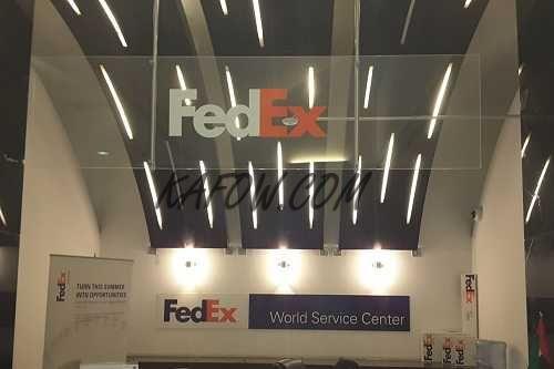 FedEx World Service Center