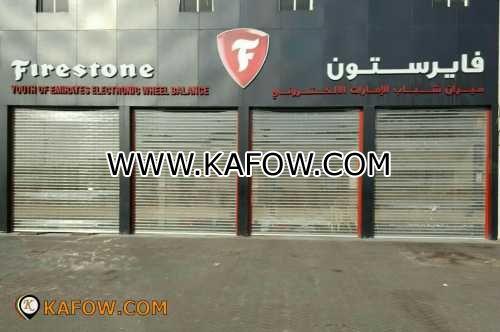 Firestone Youth of Emirates Wheel Balance