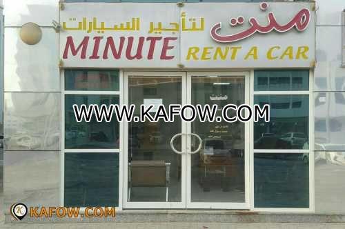 Minute Rent A Car