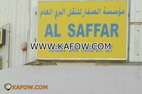 Al Saffar General Land transport Est