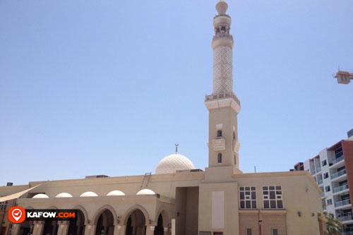 مسجد فاطمة مرزوق الرشدان