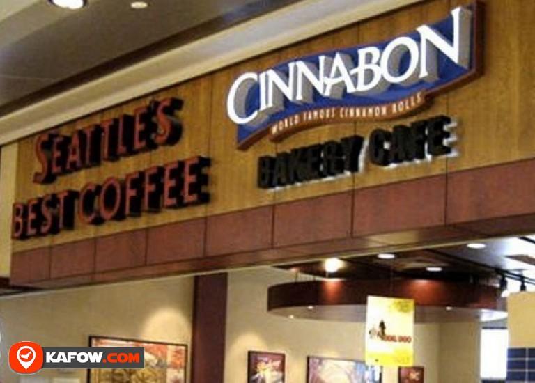 Cinnabon & Seattles Best Coffee