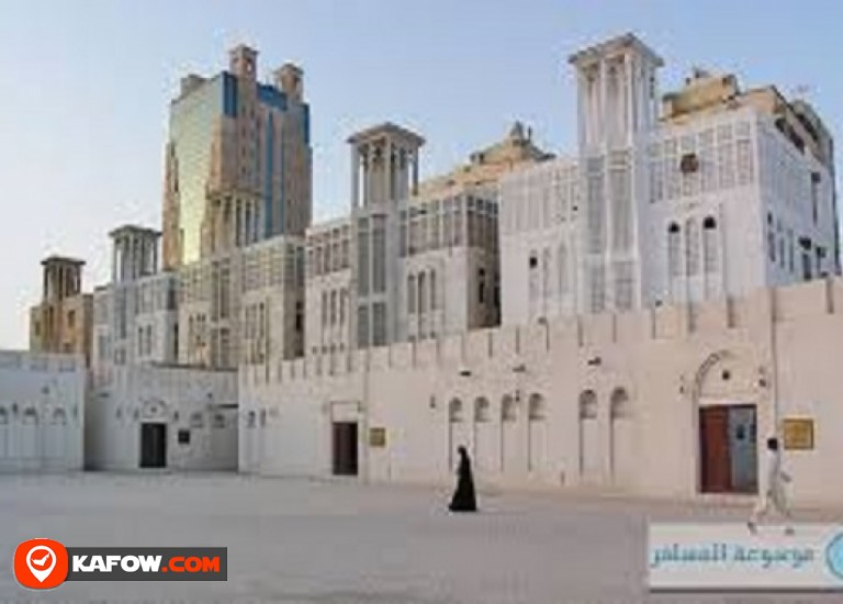 (Heritage Area( The Heart of Sharjah