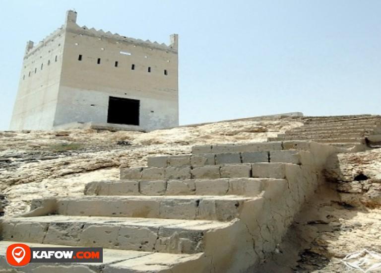 Hasat Buayd Castle