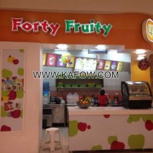 forty fruity
