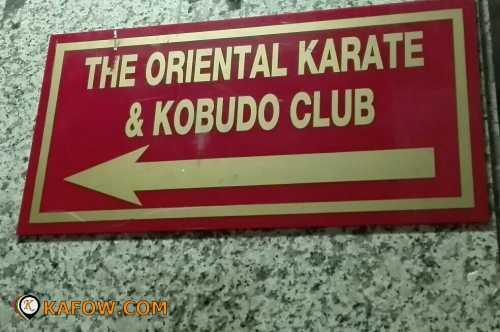 The Oriental Karate & Kobudo Club