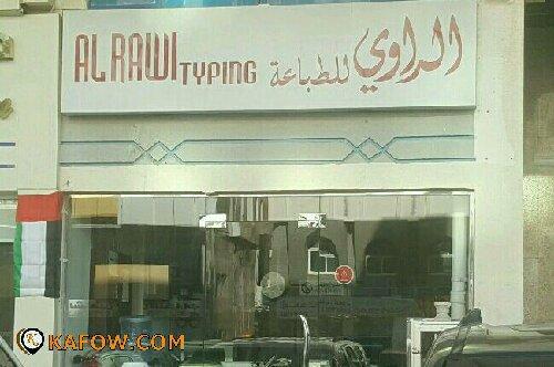 al rawi typing